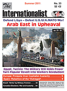 Internationalist                                                                                                                                    No. 33